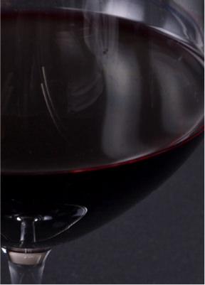 Différence avec le vin