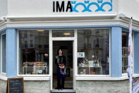 Une boutique de produits alimentaires japonais à Saint-Nazaire. Comment a-t-elle été accueillie dans la ville ?