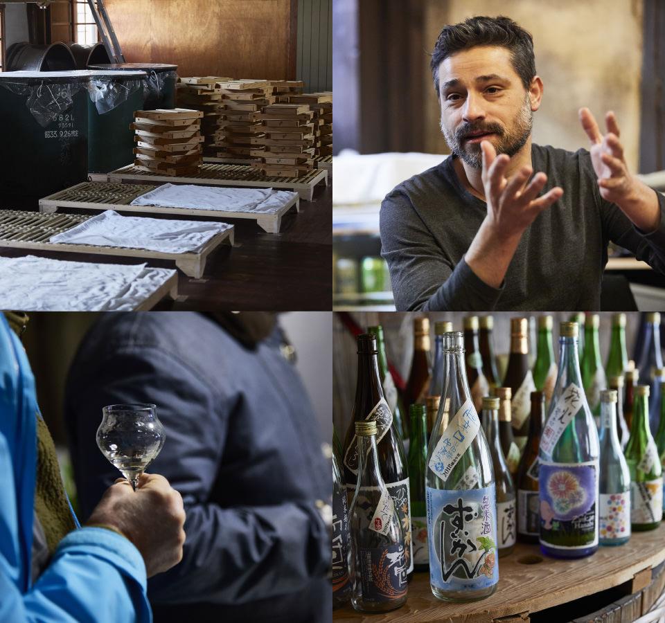 広島の日本酒を世界へ